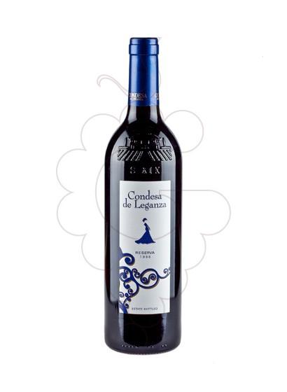 Foto Condesa de Leganza Reserva vino tinto