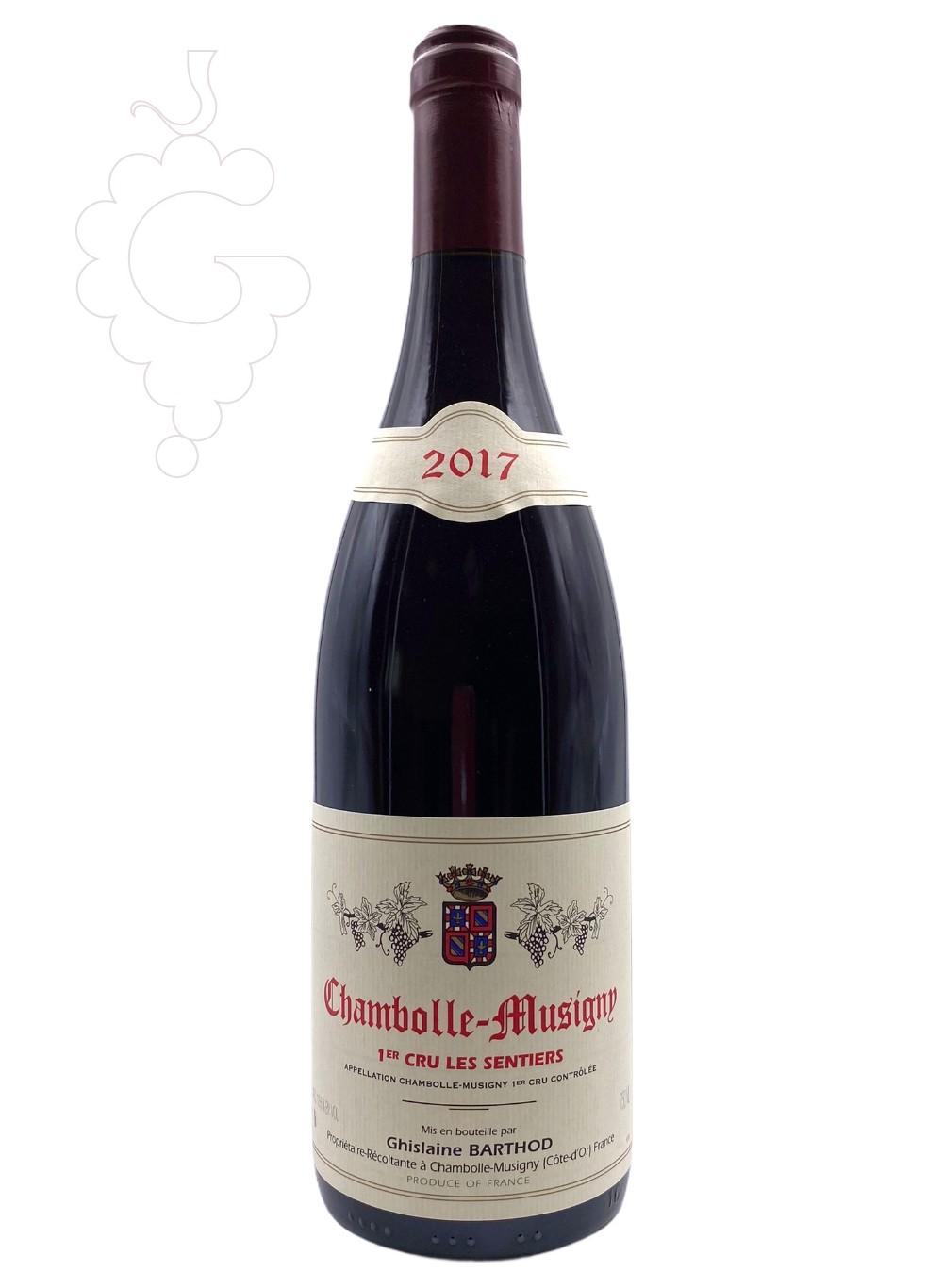 Foto Confuron Chambolle-Musigny vino tinto
