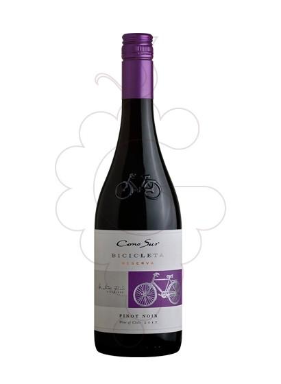 Foto Cono Sur Pinot Noir vino tinto