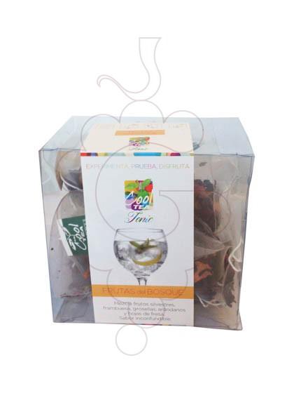 Foto Otros Cool Tea Tonic Frutas del Bosque