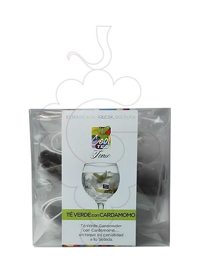 Foto Otros Cool Tea Tonic Te Verde Cardamomo