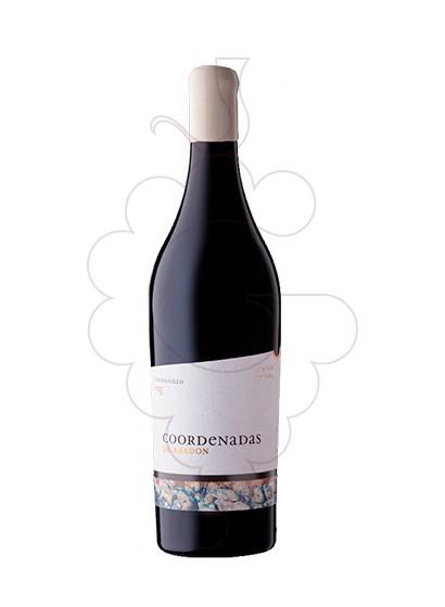 Foto Coordenadas de Aradón vino tinto