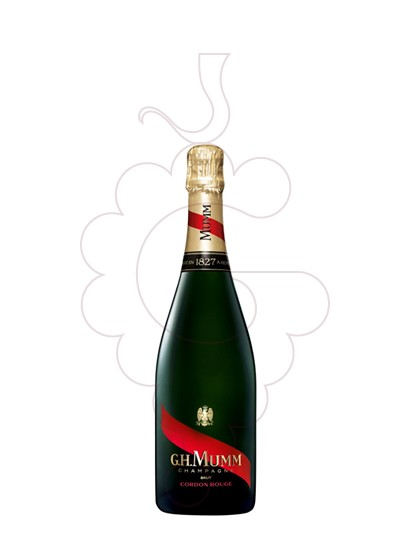 Foto Cordon Rouge Brut (mini) vino espumoso