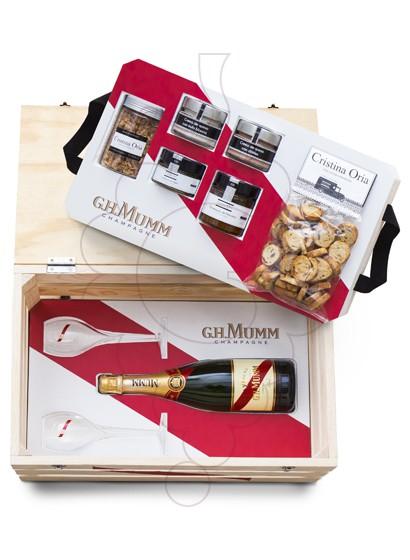 Foto Cajas regalo MUMM Starters kit