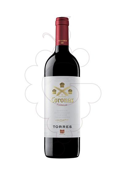 Foto Coronas Criança vino tinto