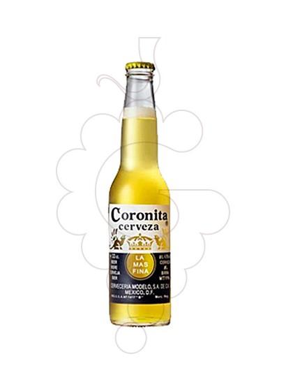 Foto Cerveza Coronita ampolla