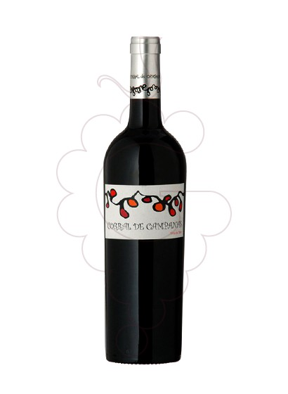 Foto Corral de Campanas vino tinto