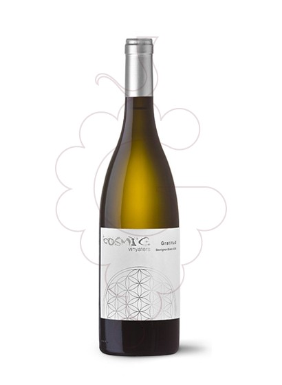Foto Còsmic Gratitud Sauvignon Blanc vino blanco