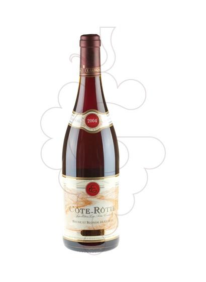 Foto E.Guigal Côte-Rôtie vino tinto