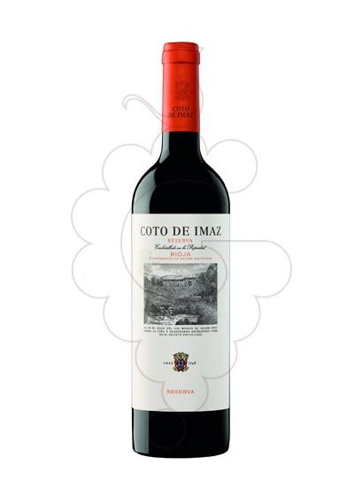 Foto Coto de Imaz Reserva vino tinto