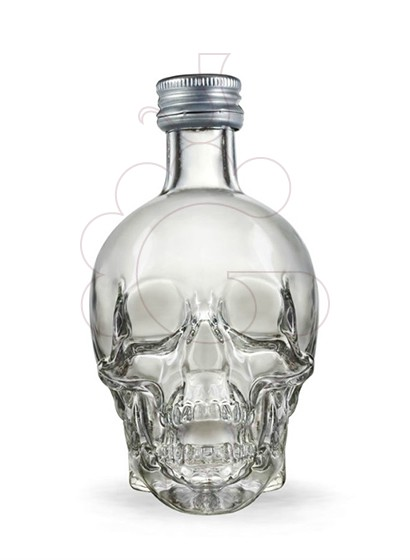Foto Vodka Crystal Head (mini)