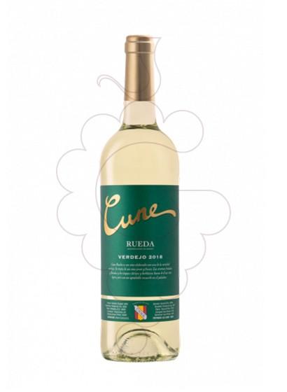 Foto Cune Blanc Verdejo vino blanco