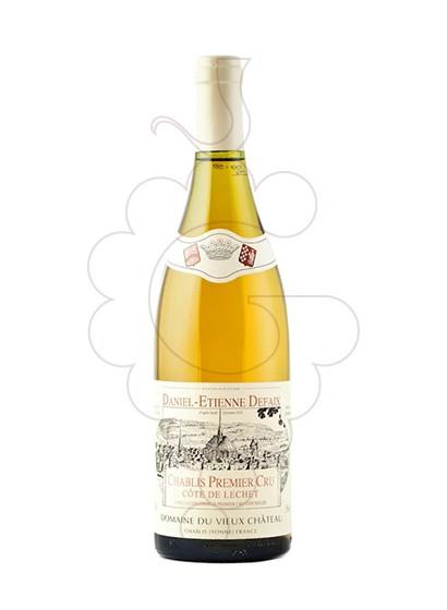 Foto Daniel-Etienne Defaix Chablis 1er Cru Côte de Léchet vino blanco