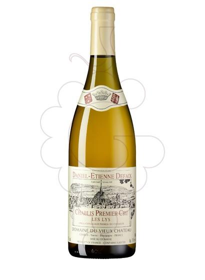 Foto Daniel-Etienne Defaix Chablis 1er Cru Les Lys vino blanco