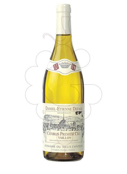 Foto Daniel-Etienne Defaix Chablis 1er Cru Vaillons vino blanco