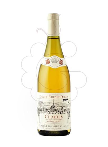 Foto Daniel-Etienne Defaix Chablis Vieilles Vignes vino blanco