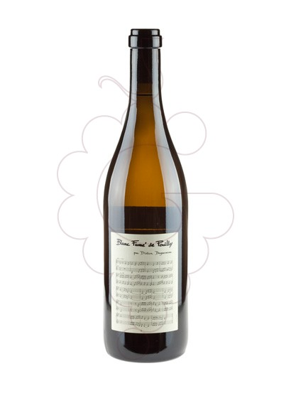 Foto Dagueneau Blanc Fume Pouilly vino blanco