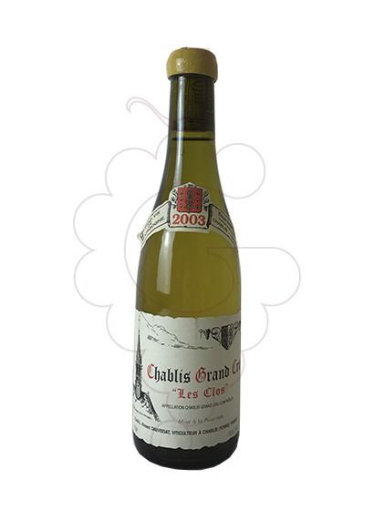 Foto Dauvissat Chablis Grand Cru Les Clos (mini) vino blanco