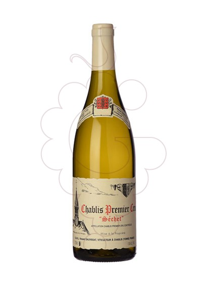 Foto Dauvissat Chablis 1er Cru Séchet vino blanco