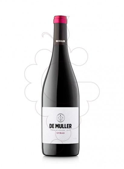 Foto De Muller Syrah vino tinto