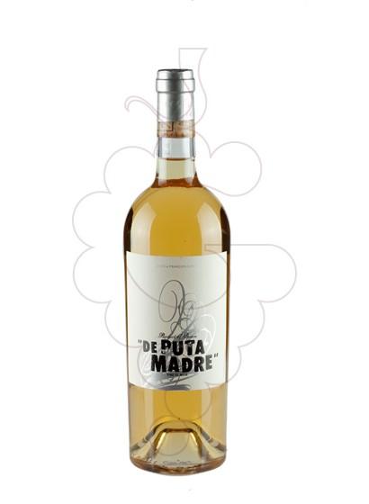 Foto De Puta Madre Blanc vino blanco