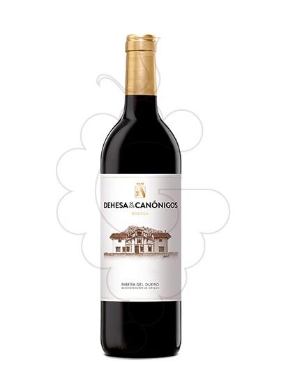 Foto Dehesa Canónigos Crianza vino tinto