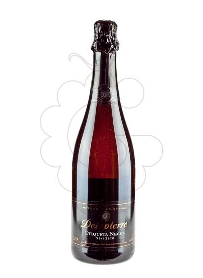Foto Delapierre Etiqueta Negra Semi-sec vino espumoso
