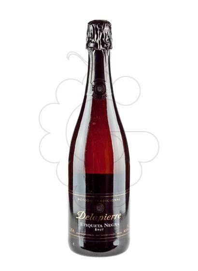 Foto Delapierre Etiqueta Negre Brut vino espumoso
