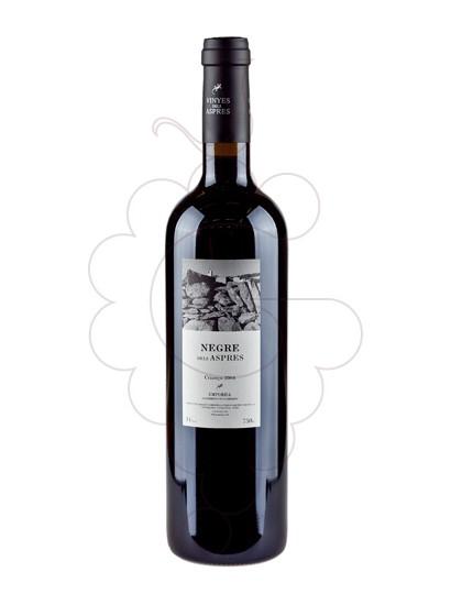Foto Dels Aspres Negre vino tinto