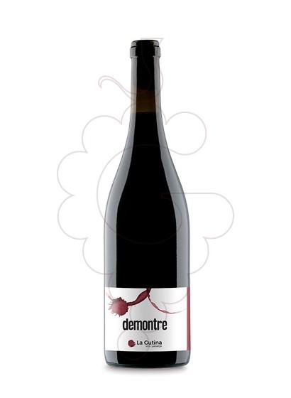 Foto La Gutina Demontre vino tinto