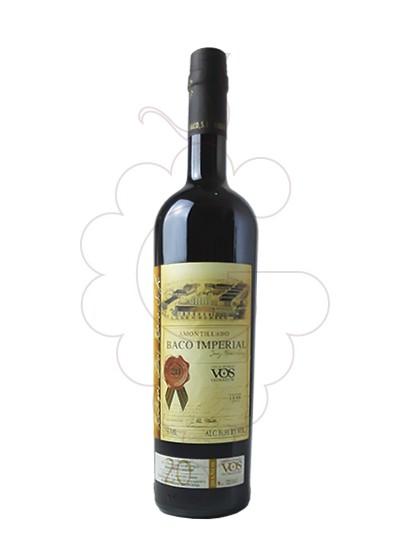 Foto Dios Baco Amontillado VOS vino generoso