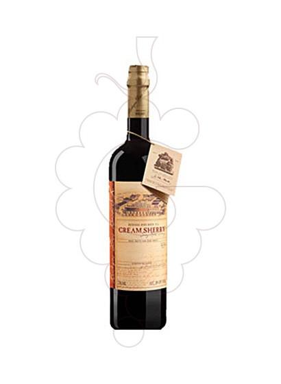 Foto Dios Baco Cream Sherry  vino generoso