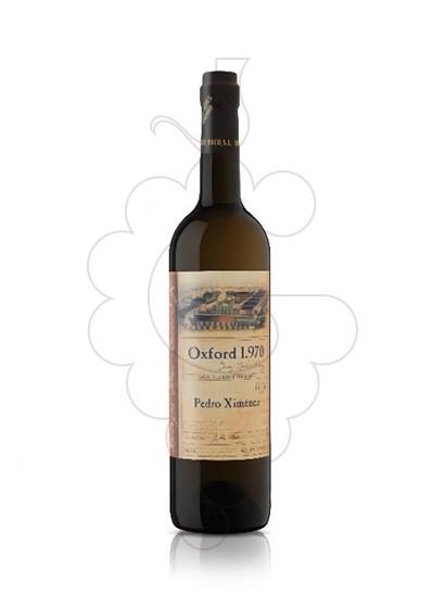 Foto Dios Baco P.X. Oxford (mini) vino generoso