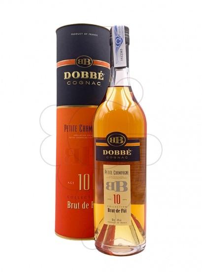 Foto Cognac Dobbé Brut de Fût 10 Años