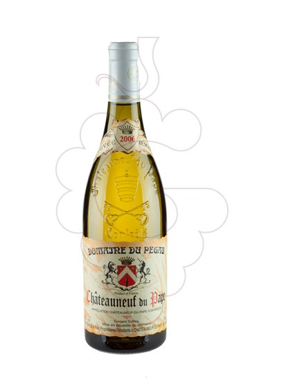 Foto Domaine Du Pegau Chateauneuf Blanc  vino blanco