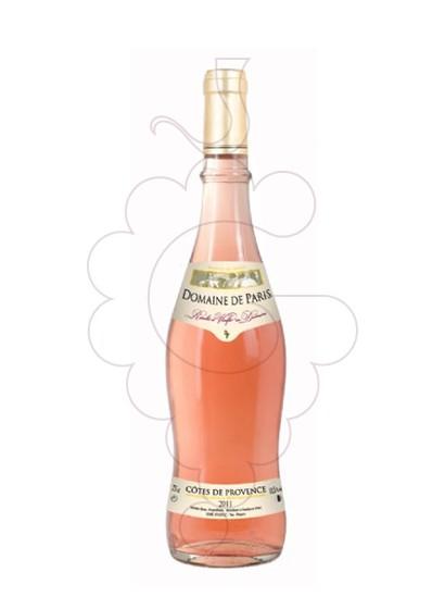Foto Domaine de Paris vino rosado