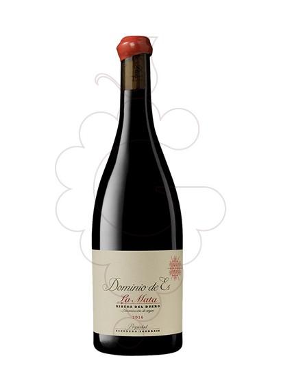Foto Dominio de Es la Mata vino tinto