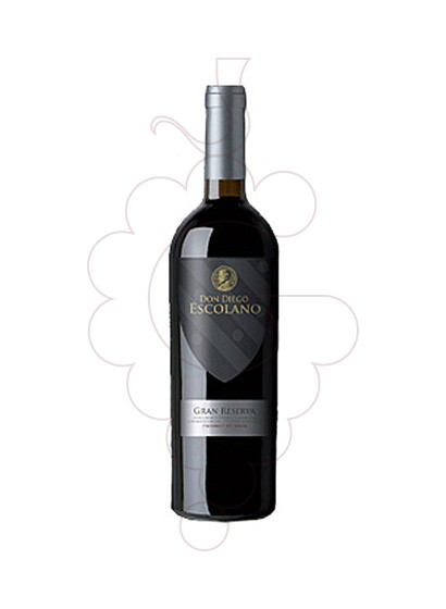 Foto Don Diego Escolano Gran Reserva vino tinto