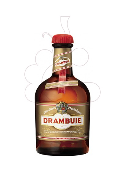 Foto Licor Drambuie (mini)