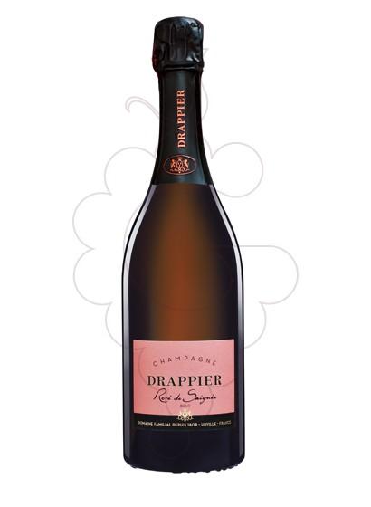 Foto Drappier Brut Rose vino espumoso