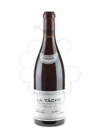 Foto DRC La Tache  vino tinto