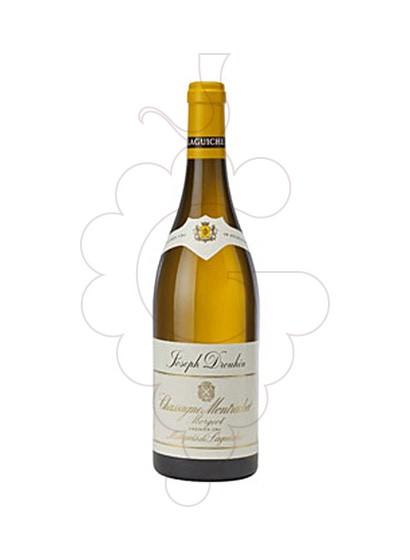 Foto Drouhin Chassagne Montrachet Morgeot  vino blanco