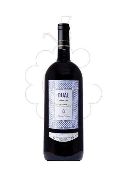 Foto Dual Magnum vino tinto