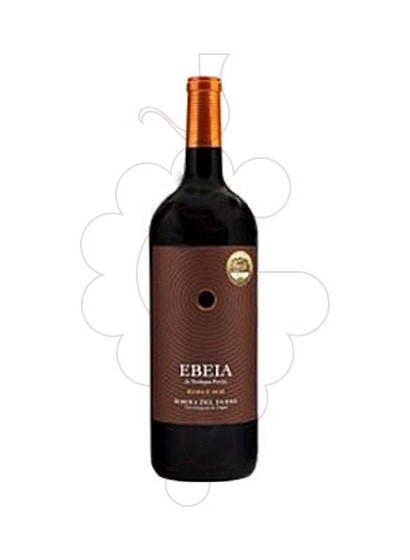 Foto Ebeia Roble Magnum  vino tinto