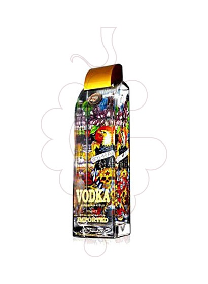 Foto Vodka Ed Hardy