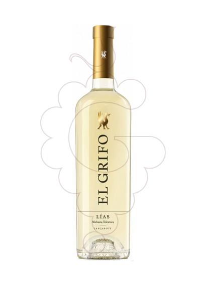 Foto El Grifo Colección Lías vino blanco