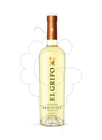 Foto El Grifo Colección Semi-Dulce vino blanco