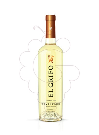 Foto El Grifo Malvasia Semi-Dulce vino blanco
