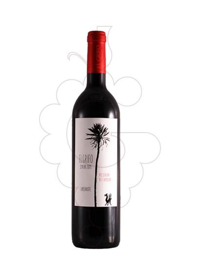 Foto El Grifo Reserva Familia vino tinto