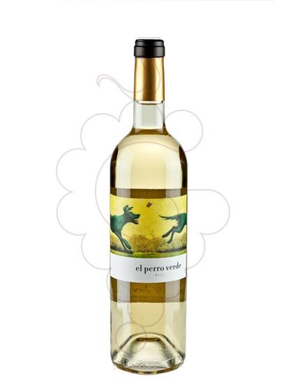 Foto El Perro Verde Blanco (Rueda) vino blanco
